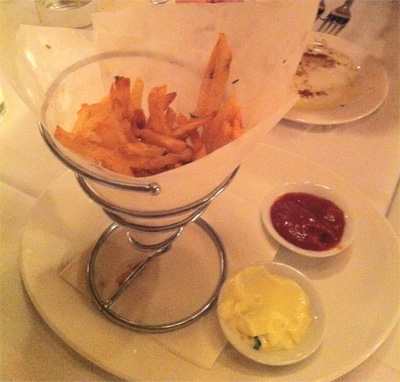 Serratto's Pommes Frites in Portland, Oregon