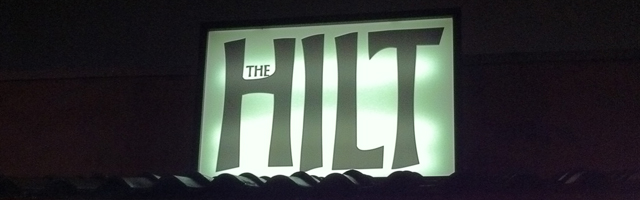 The Hilt Bar in Portland, Oregon
