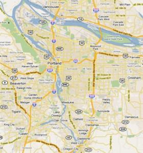 Portland's Suburbs