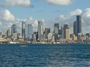 Seattle, Wash. Skyline