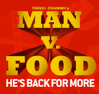 travel channel man v food Portlands all about the food!