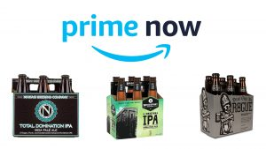 Amazon Prime Now delivers beer and wine to Portland in less than two hours - Stumped in Stumptown