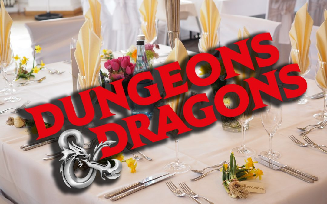 "Dungeons & Dragons meets fine dining with Anthony Cafiero's ""Orcs! Orcs! Orcs!"""