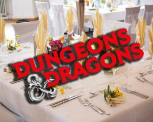 """Dungeons and Dragons meets fine dining with Anthony Cafiero's """"Orcs! Orcs! Orcs!"""" - Stumped in Stumptown"""