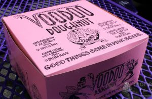 Good Things Come in Pink Boxes - Voodoo Doughnut, Portland, Oregon - Stumped in Stumptown