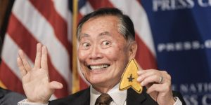 George Takei, Abraham Lincoln, and the Oregon Symphony – three great tastes that taste great together? - Stumped in Stumptown