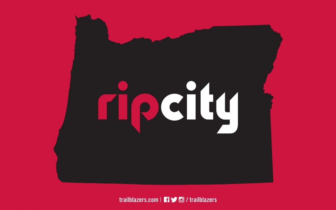 Why is Portland named Rip City?