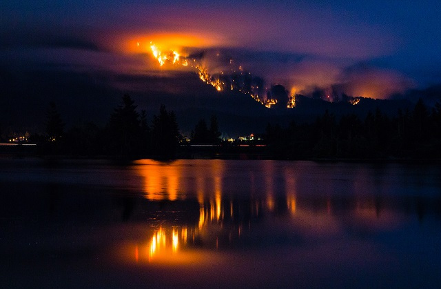 Fireworks cause massive forest fires so why do Oregon and Washington still allow them? (UPDATED)