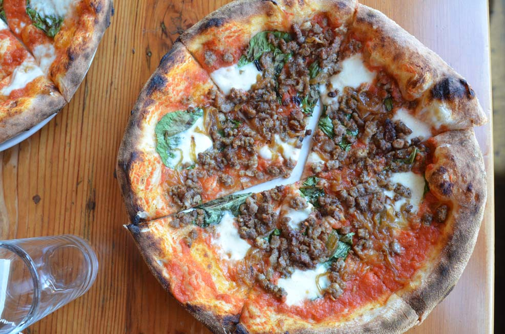 The best pizza in America is in Portland - Stumped in Stumptown